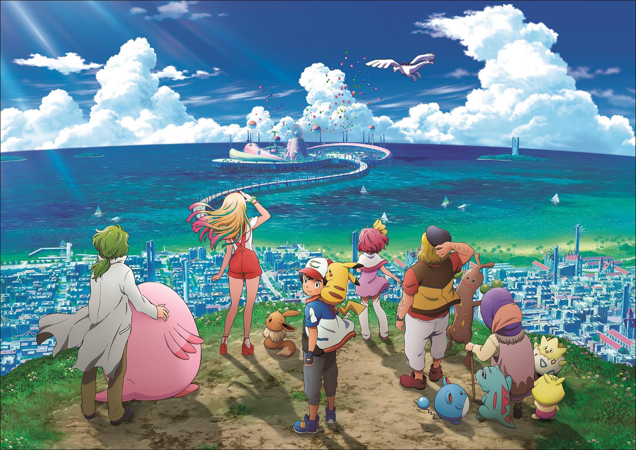 7/13(金)『劇場版 ポケットモンスター みんなの物語』の公開を記念して
